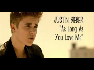 As Long As You Love Me – Justin Bieber