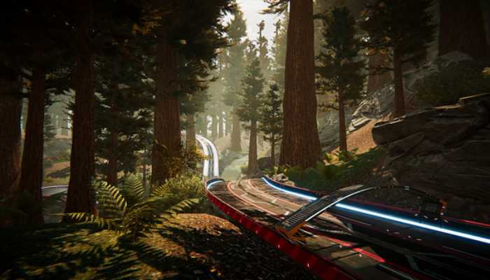 Download Antigraviator Viper Trails Game For PC Highly Compressed