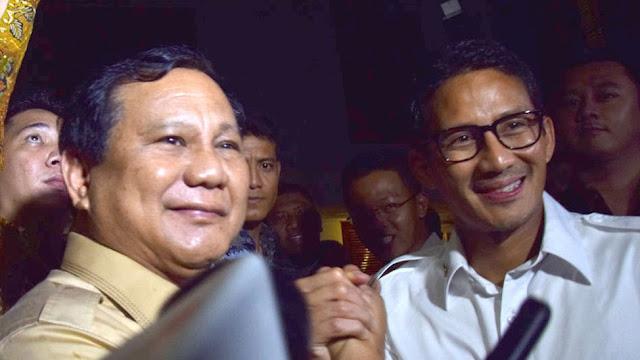 Demokrat: Sandi Bayar PAN-PKS Rp 500 M untuk Jadi Cawapres Prabowo