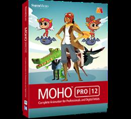 Anime Studio Pro 12.1 (Moho) Full Crack Terbaru