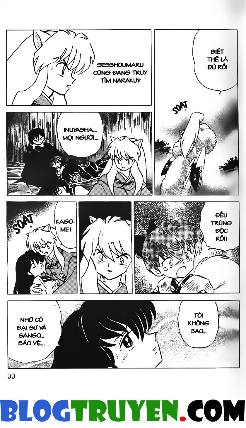 Inuyasha vol 25.2 trang 12