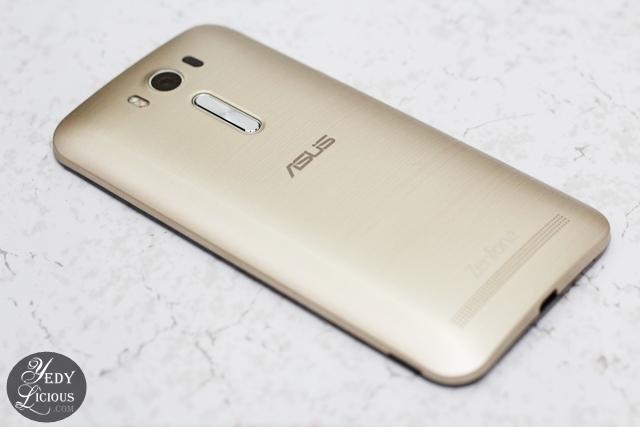 GOLD ASUS Zenfone 2 Laser ZE500KL