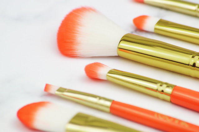 Lovelaughslipstick Blog - Technic Cosmetics Makeup Brushes Review