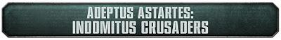 Indomitus Crusaders