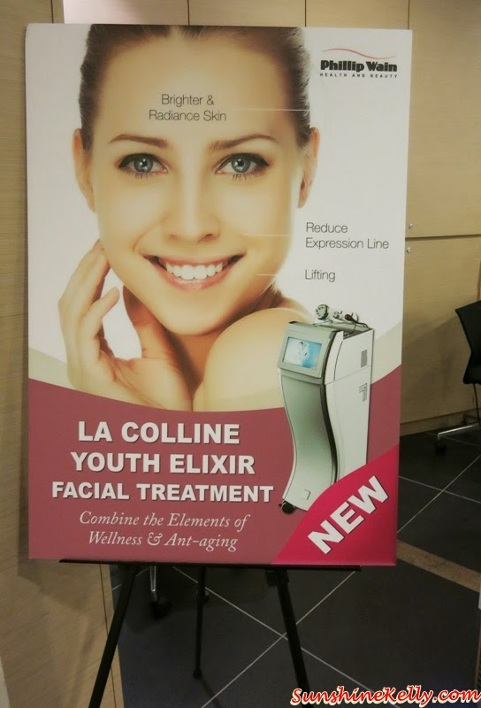 La Colline Youth Elixir Facial Review, Phillip Wain, Starhill Gallery, Anti-Aging Facial, Wellness Treatment, Ladies Only Club, Ladies Fitness Centre, Exclusive Ladies Club in Kuala Lumpur