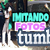IMITANDO FOTOS TUMBLR | Marilia Merlino |