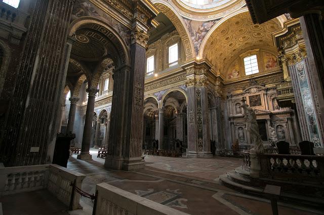 Basilica-Complesso monumentale dei Girolamini-Napoli