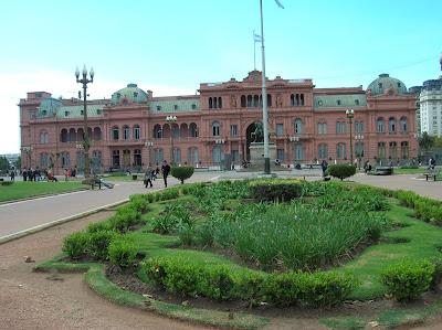 La Casa Colorada, Buenos Aires, Argentina, vuelta al mundo, round the world, La vuelta al mundo de Asun y Ricardo