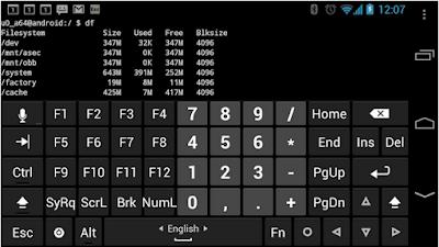 Download Keyboard Dengan Tombol Lengkap Seperti Komputer