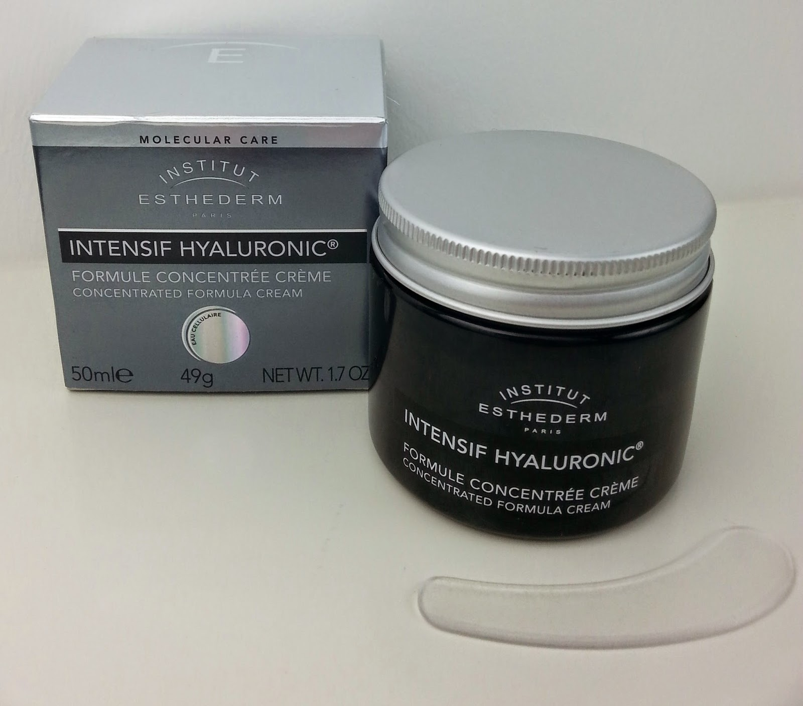 Crème Hydratante Intensif Hyaluronic