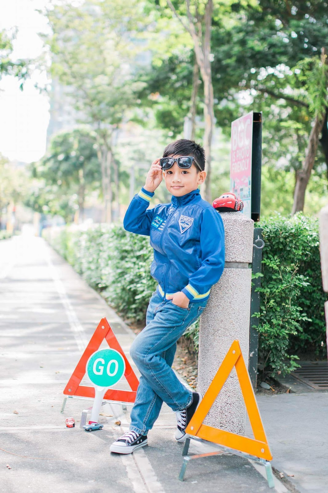 Wes Pre Birthday Photoshoot In Bgc Mommy Practicality