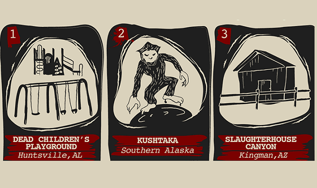 The Scariest Obscure Urban Legends Told in Each State