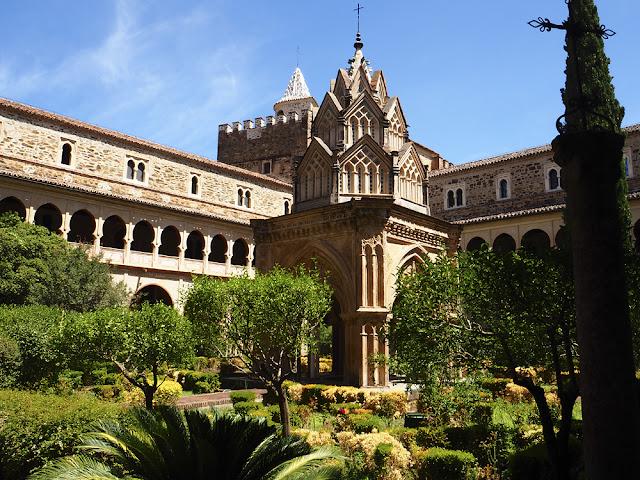 Il Monastero di Guadalupe