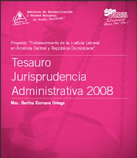 Jurisprudencia Laboral Tesauro 2018