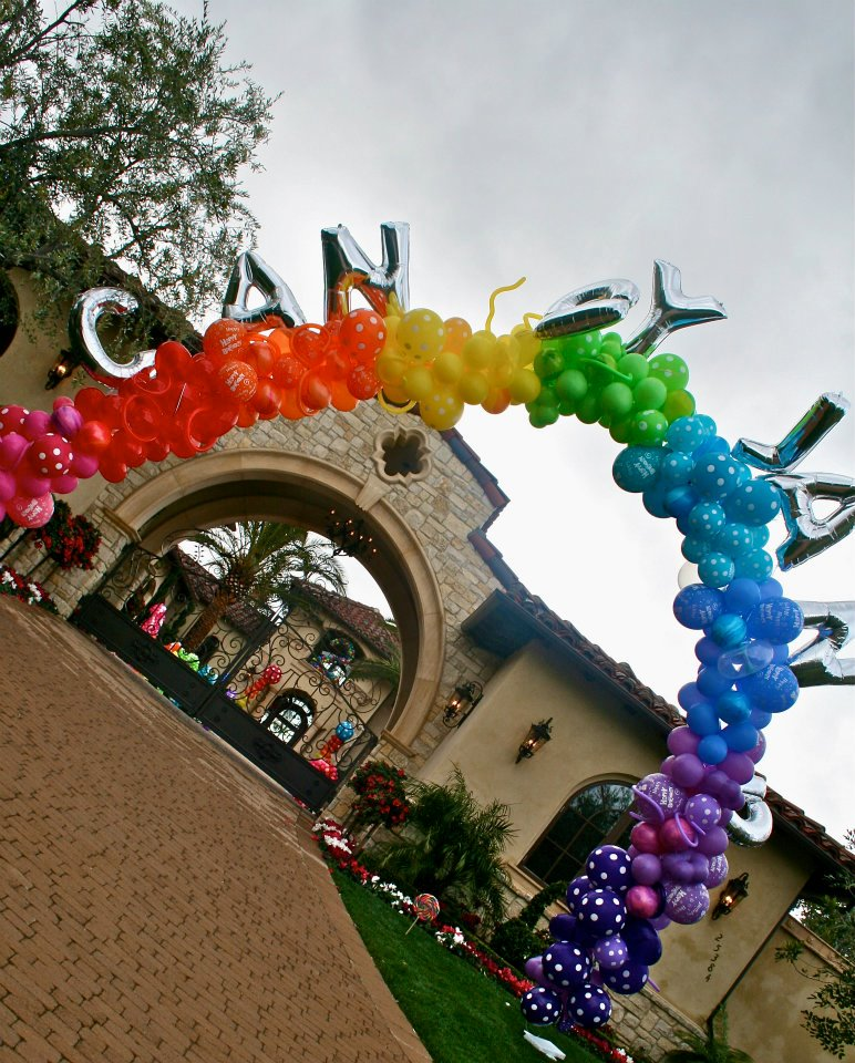 Candyland Chocolate Factory Christmas Party.Candy Land Wonka Sweet Themed Parties Decor Are Our