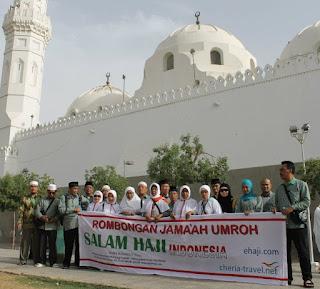 Pahala Pertama di masjid kuba
