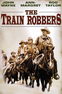 Watch The Train Robbers Online Free in HD