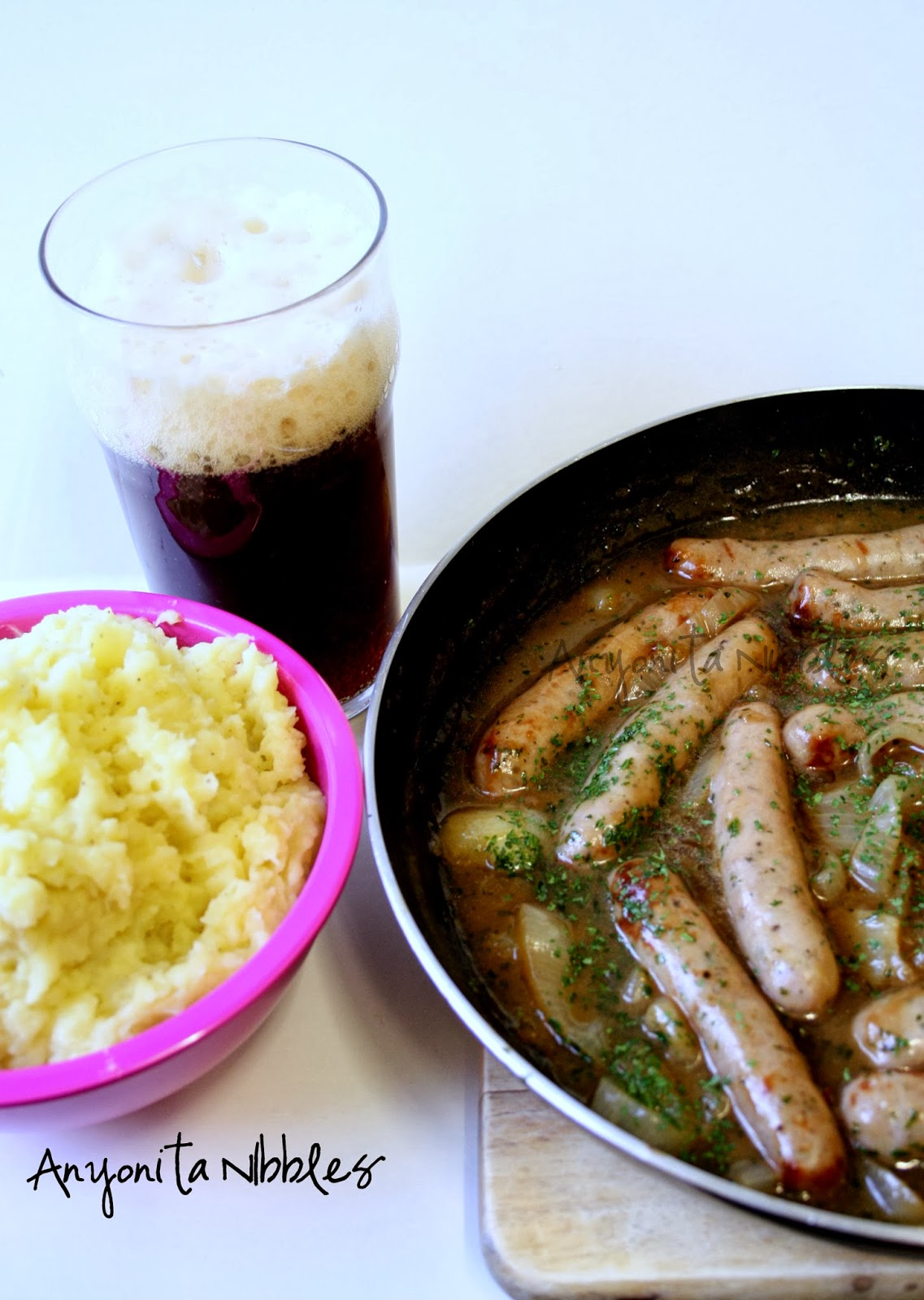 Eat your beer with this easy #StPatricks Day dinner | Anyonita Nibbles