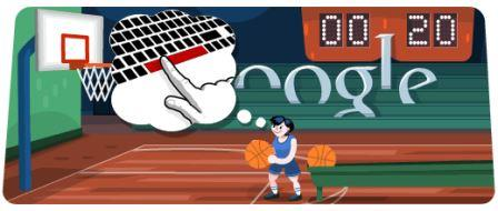 game google Basketball 2012