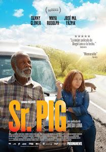 Sr. Pig Poster