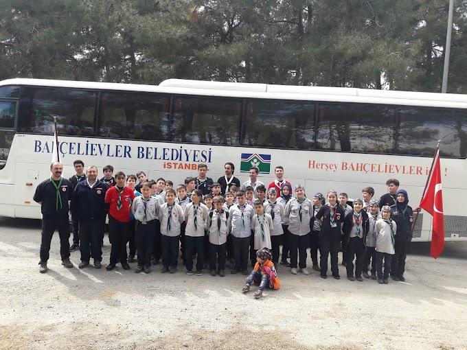 05-07 Nisan 2019 Şamlar Kulüp Kampı