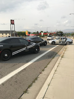 Police chase on Interstate 84 ends in the arrest of an impaired driver in Boise