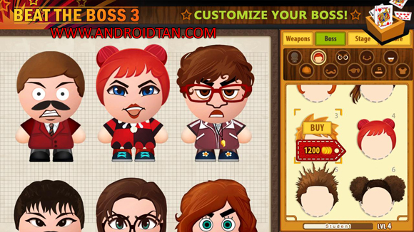 Beat The Boss 3 Mod Apk Latest Version 2017
