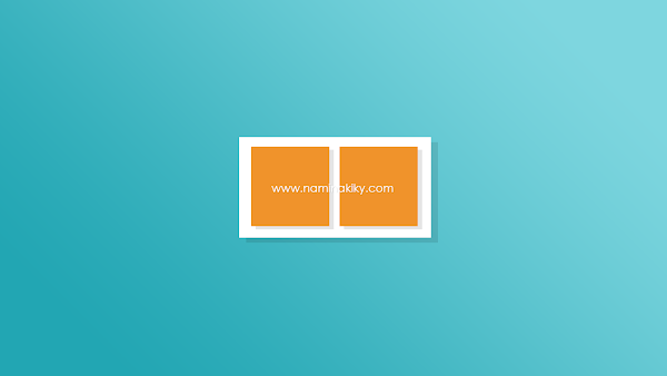 Cara Memasang 2 Slot Iklan di Sidebar Blog