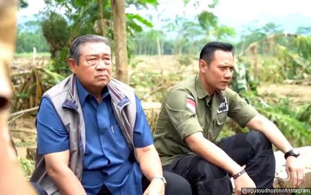 Surat SBY dari Singapura: AHY Pimpin Pemenangan Pemilu PD