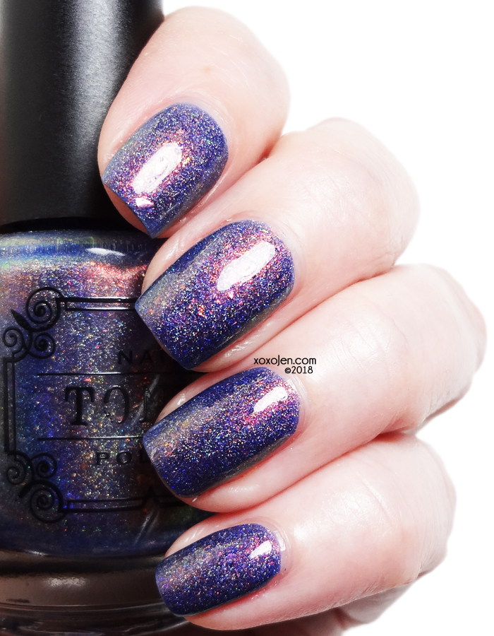 xoxoJen's swatch of Tonic The Best Is Yet to Come
