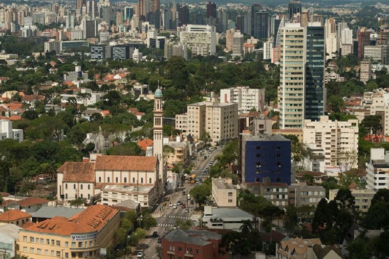Curitiba é a terceira no turismo de negócios