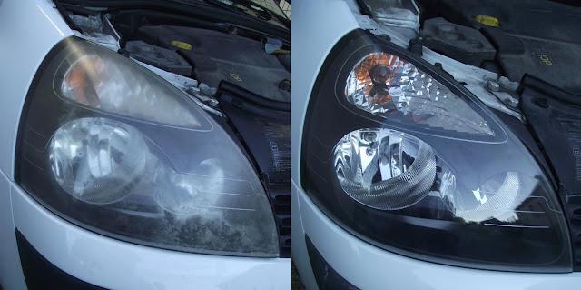 comment nettoyer et r nover les phares de votre voiture gratuitement avec du conseils pour vous. Black Bedroom Furniture Sets. Home Design Ideas