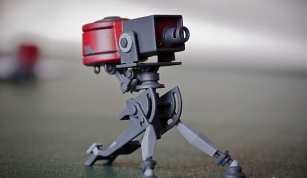 Wonderbaarlijk Ideas for Fun 3D Printing Projects - Tech Quark LS-22
