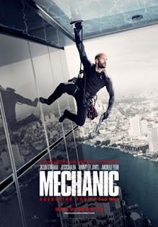 Crítica - Mechanic: Resurrection (2016)