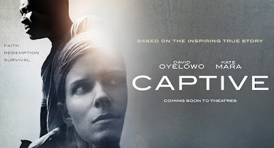 Captive Movie 2015 Theatrical Poster, Entertainment, Movies