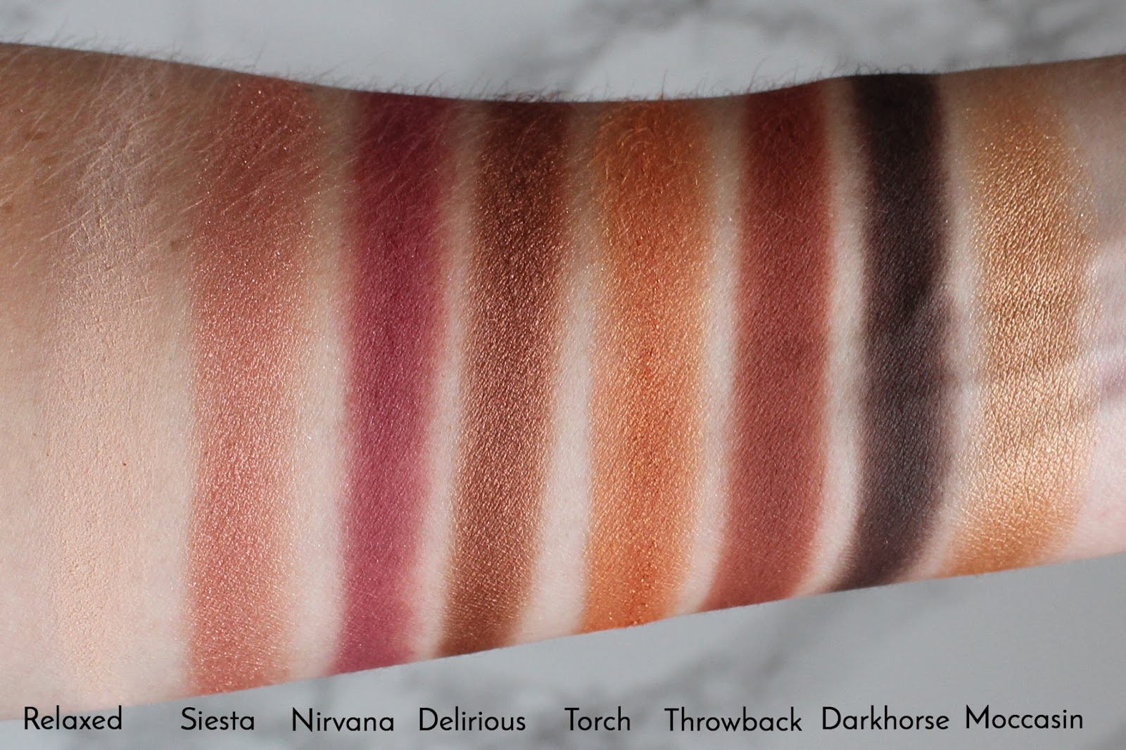 Smashbox Cover Shot Eye Palette in Ablaze | Review & Swatches