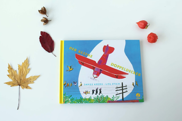 Der kleine Doppeldecker Herbst Neuheiten Kinderbuecher Boje Verlag Kinderbuchtipp Buchtipp Leseratten Jules kleines Freudenhaus