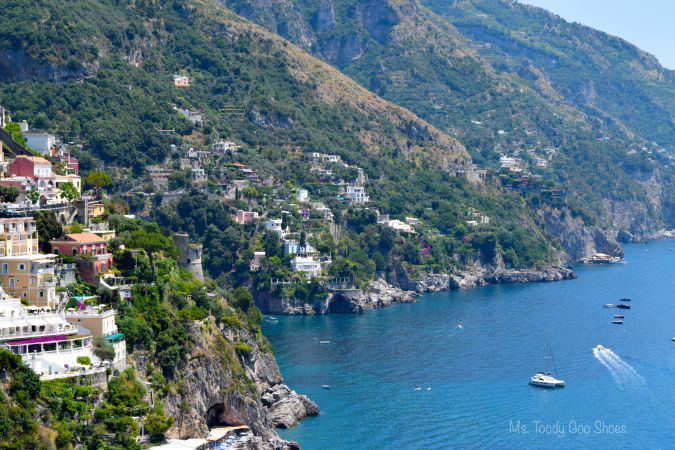 Positano, Italy: Our Travel Journal |Ms. Toody Goo Shoes