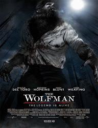 pelicula The Wolfman (El hombre lobo) (2010)