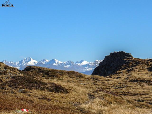 wandern in tirol - kitzbüheler alpen - austria