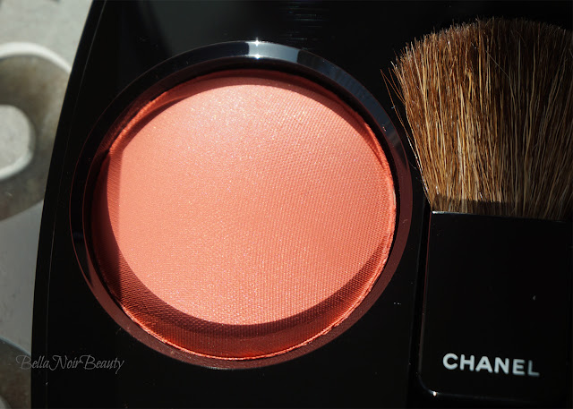 Chanel Foschia Rosa Blush | bellanoirbeauty.com