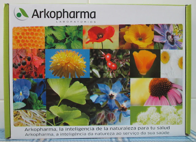 Arkopharma: ArkoVital Pura Energía y Vitiven Piernas Ligeras
