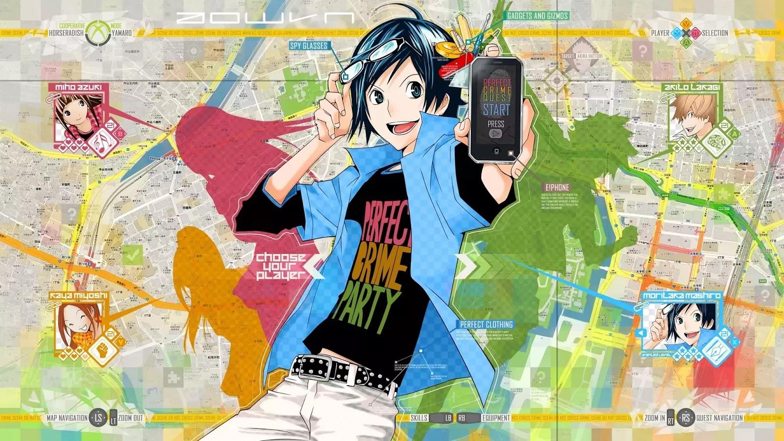bakuman aowvn%2B%25281%2529 - [ Anime 3gp Mp4 ] Bakuman SS1 + SS2 + SS3 | Vietsub - Cuộc Đời Mangaka