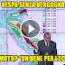 """Video - Vespa senza vergogna: """"Il terremoto? Un bene per l'economia"""""""