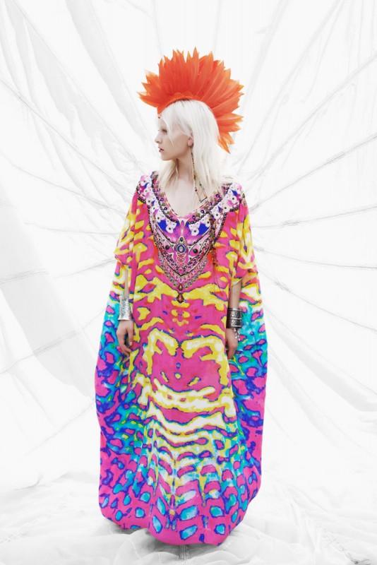 The hot new designer find australian caftan queen - David jones head office australia ...