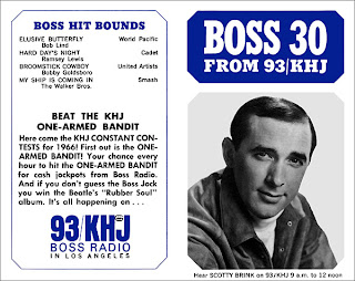KHJ Boss 30 No. 27 - Scotty Brink