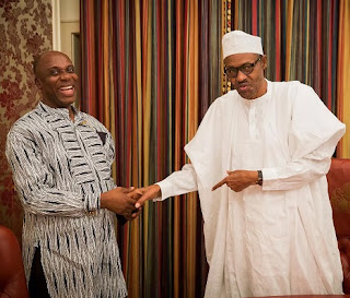 CORRUPTION: Why Amaechi Is 'UNTOUCHABLE' - Presidency