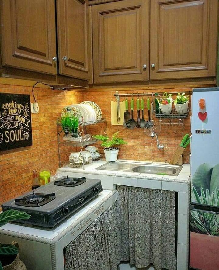 Contoh Model Dapur Minimalis Sederhana Lahan Sempit Contoh Model Dapur Minimalis Sederhana Lahan Sempit
