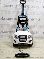 Ride-on Car Yotta Toys Si Juragan Seri Meteor