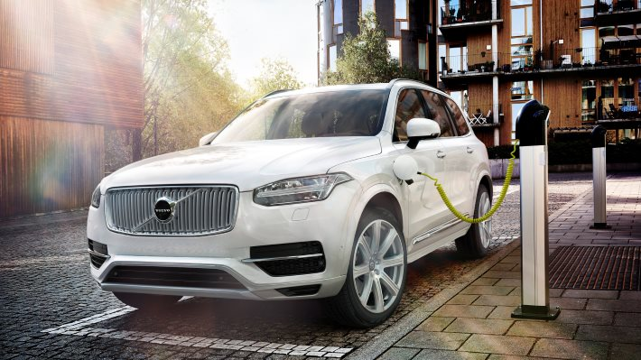 Wallpaper 3: Volvo XC90 2015